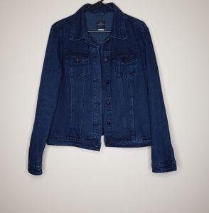 Jean Jacket One On One